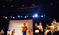 Talented Vietnamese students honored in France