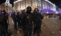 Spain: March against austerity plans turns violent