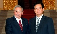 Reinforcing Vietnamese-Cuban special relationship