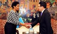 UN Under-Secretary-General visits Vietnam