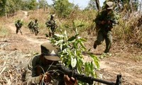 Myanmar and ethnic armed groups jointly draft a ceasefire