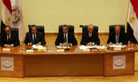 Egypt's election council announces 2 official presidential candidates