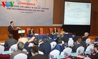 Enhancing multilateral diplomacy in the new era