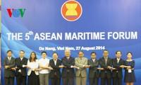 ASEAN Maritime Forum advocates cooperation in humanitarian relief