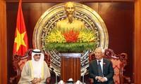 Enhancing Vietnam-Kuwait comprehensive cooperative relationship