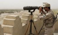 Gunfire at Iranian-Palestinian border