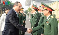 Activities marking the Vietnam People's Army's 70th anniversary