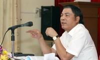 Medical consultation decides treatment regimen for Nguyen Ba Thanh