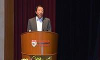 Vietnamese scientists attend GYSS 2015