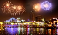Da Nang to host intel' fireworks competition in April