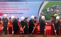 Vietnam National Mine Action center inaugurated