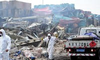 Tianjin death toll increases