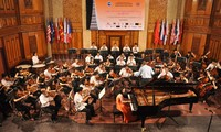 The 3rd Hanoi Int'l Piano competition begins