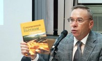 Research book on Vietnam introduced in Russia