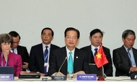 Int'l community commits support for climate change response in Vietnam's Mekong Delta