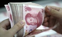 Chinese Yuan granted reserve-currency status