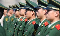 China's People's Liberation Army allowed to conduct anti-terrorism operation abroad