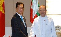 Vietnam's congratulatory messages to Myanmar on Independence Day
