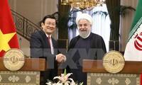 Boosting Vietnam, Iran friendly relations
