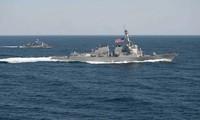 American senators call for improved East Sea navigation security