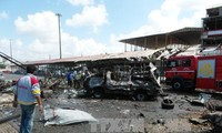 IS claims responsibility for attacks in Syria
