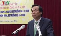 Improving skills for Vietnamese labors in international integration
