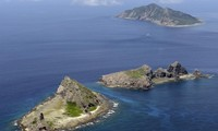 Chinese ships appear near disputed islands with Japan