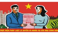 Improving the efficiency of Vietnam Law Day