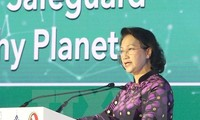NA Chairwoman calls for unity for healthy, green planet