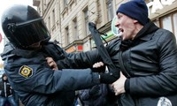 Russia criticizes illegal protests in Moscow