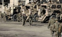 American soldiers to leave Iraq after fighting IS