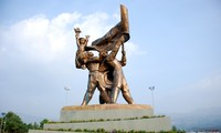May in Dien Bien Phu Victory relic site