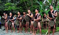 New rice celebration of the Xo Dang