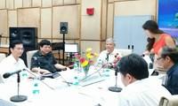 Press accompanies national development