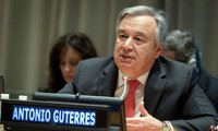 UN calls on countries to accept and support refugees