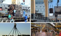 Foreign direct investment moves to industrial and processing sectors