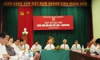 Meeting with media to mark Vietnam - Cambodia Friendship Year