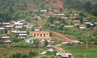 Restoration of communal houses and new rural development in Kon Tum province