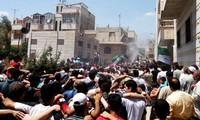 International community condemn Syria massacre