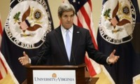 John Kerry's first trip – full of ambition