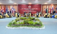 Marine security top agendas of ARF-20, EAS-3