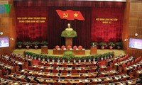 Party Central Committee closes 8th conference