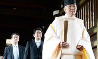 China, Russia criticize Japanese PM's visit to Yasukuni Shrine