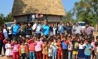 UNICEF supports poor children in Kon Tum