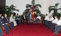 Vietnam pledges assistance to Cuba