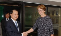 Vietnam boosts cooperation with Sweden and UK