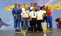 Vietnam's national martial art, Vovinam promoted in Algeria