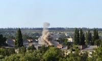 Ukraine regains control of eastern border