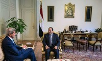 US Secretary of State visits Egypt