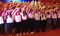 2014 summer camp for OVs youth kicks off
